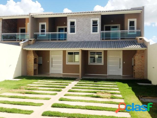 Casa duplex - venda - eusébio - ce - tamantaduba