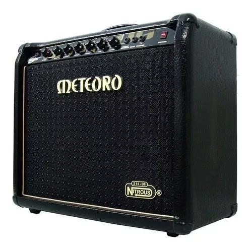 Amplificado cubo meteoro gs 100 nitrous pedal sustain cabo