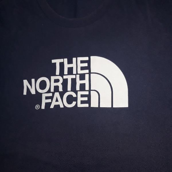 Blusa azul the north face xxl
