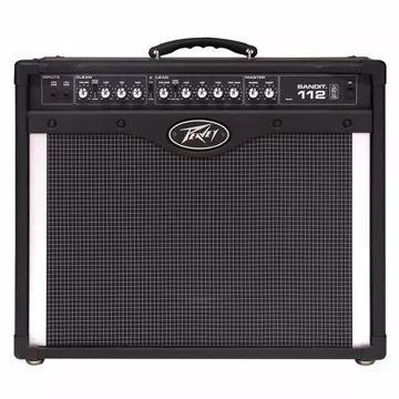 Cubo guitarra peavey bandit-112 80w falante 12