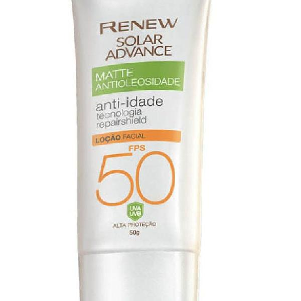 Renew solar advanced anti-idade fps 50