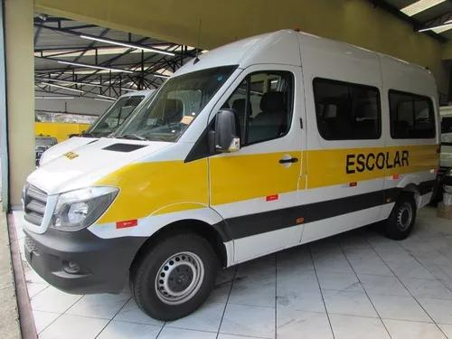 Sprinter escolar longa