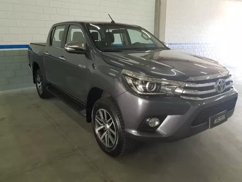 Toyota hilux hilux 2.8 srx 4x4 cd 16v diesel 4p automático