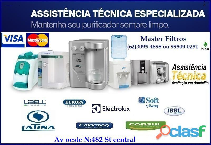 Assistencia tecnica master filtros ibbl