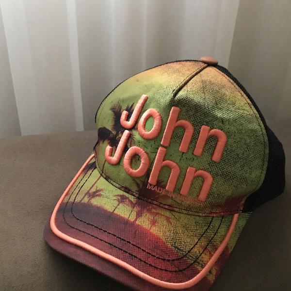 Boné john john (unissex)