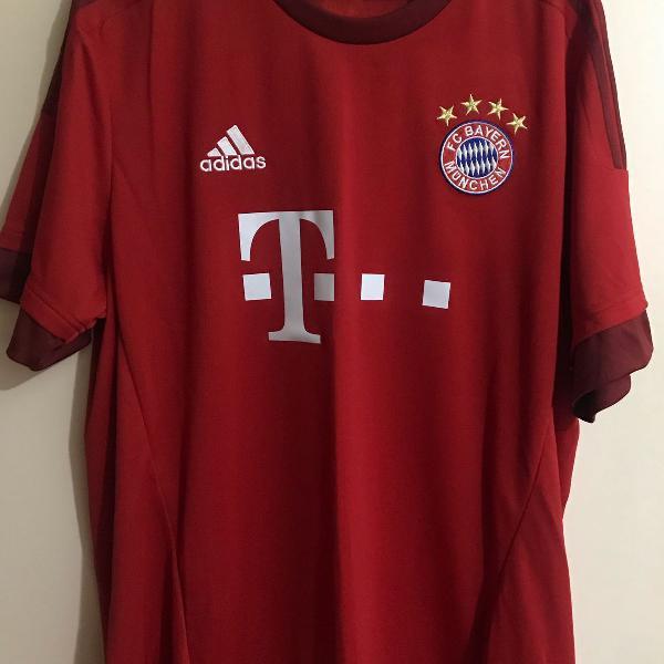 Camisa bayern munich tam.gg (original comprada na alemanha)