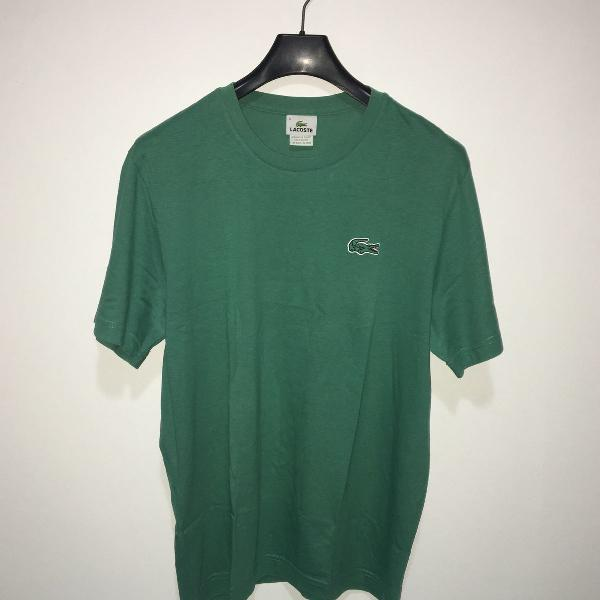 Camiseta lacoste tam m/g
