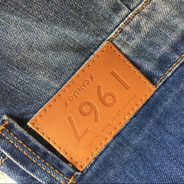 Macacão jeans cantão