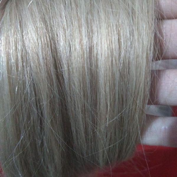 Mega hair loiro