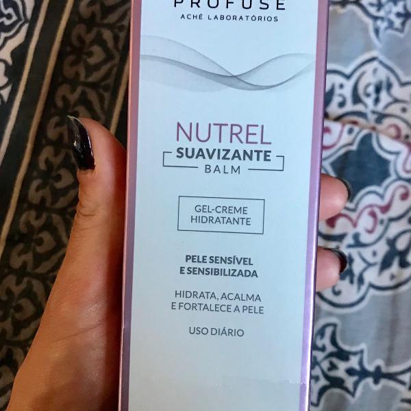 Nutrel suavizante balm profuse gel creme hidratante 50g