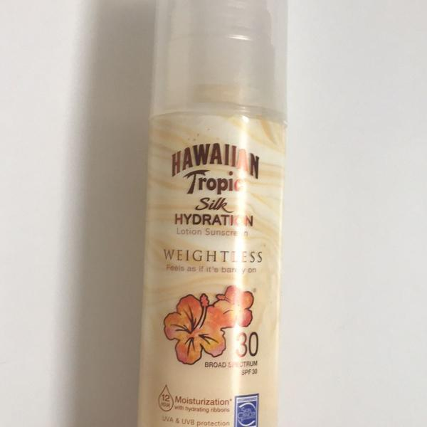 Protetor solar hawaiian tropic fator 30