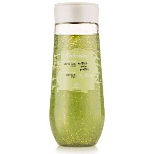 Sabonete líquido em gel alecrim e sálvia tododia natura -