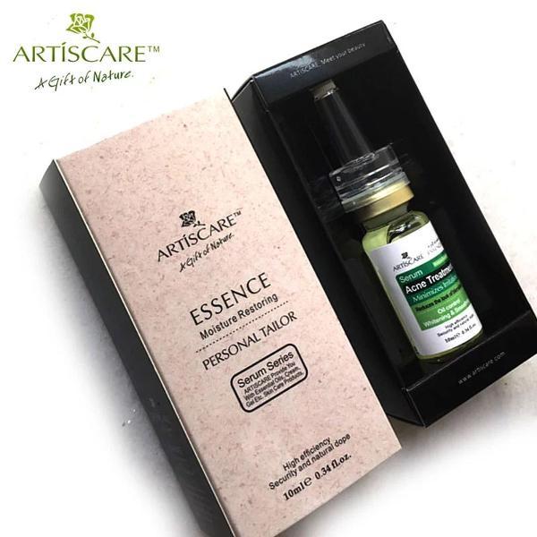 Serum facial anti acne