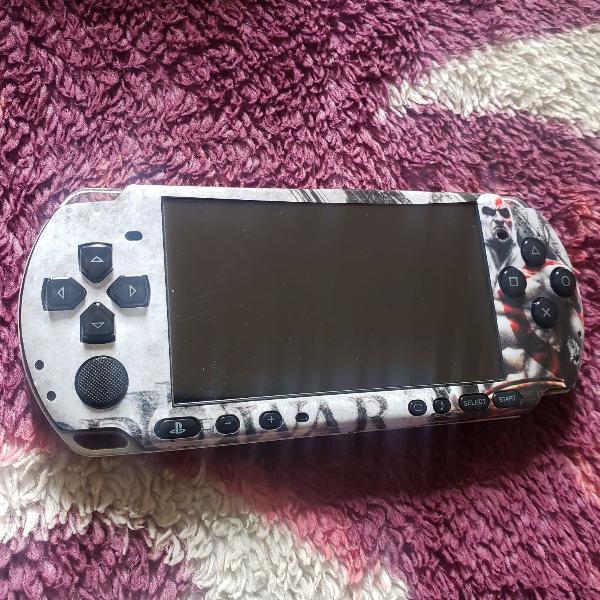 Sony psp playstation-3000 console de videogame portátil