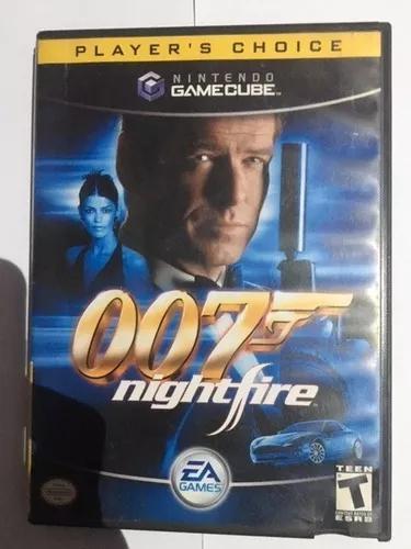 007 night fire nintendo gamecube
