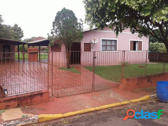 Casa - venda - pedrinhas paulista - sp - centro