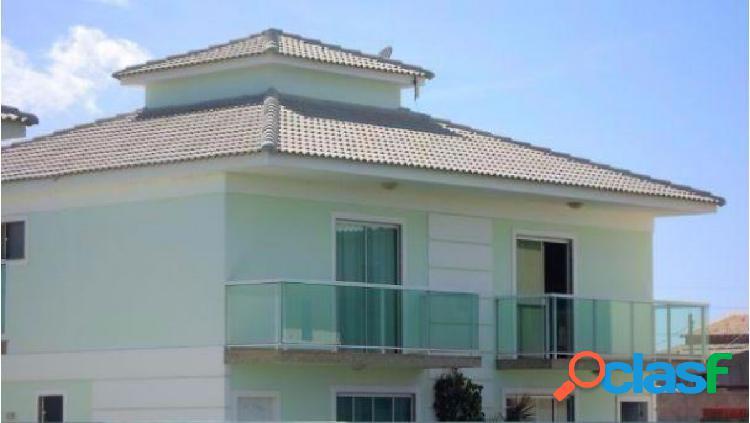 Casa em condomínio - venda - cabo frio - rj - braga