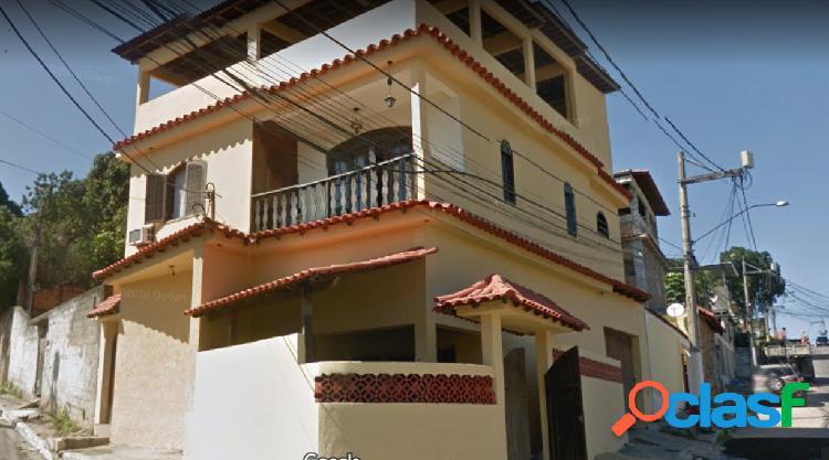 Casa duplex - venda - duque de caxias - rj - dr. laureano