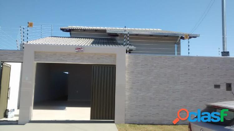 Casa nova - venda - goianapolis - go - residencial porto nobre