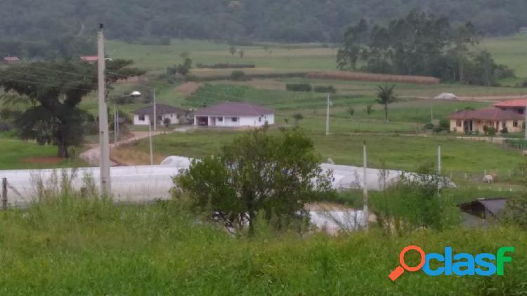 Terreno - Venda - Antonio Carlos - SC - Guiomar de Dentro