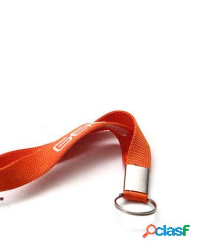 Cordão personalizado para crachá