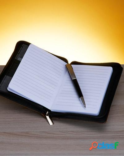 Bloco de anotações promocional