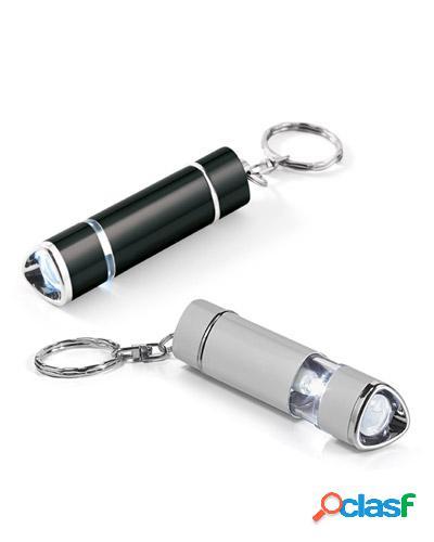 Chaveiro com lanterna led