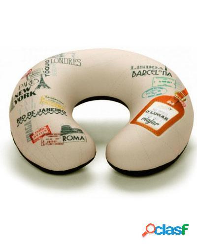 Almofada de pescoço personalizada