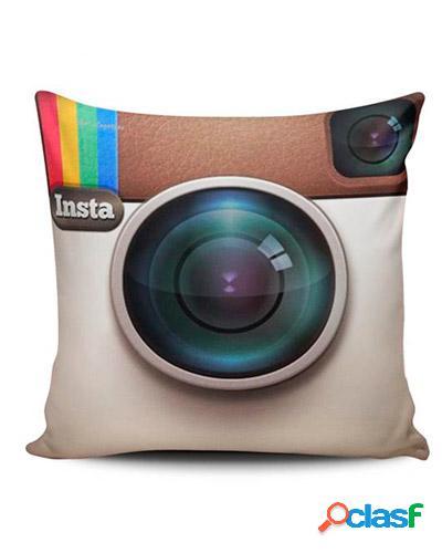 Almofadas coloridas personalizadas