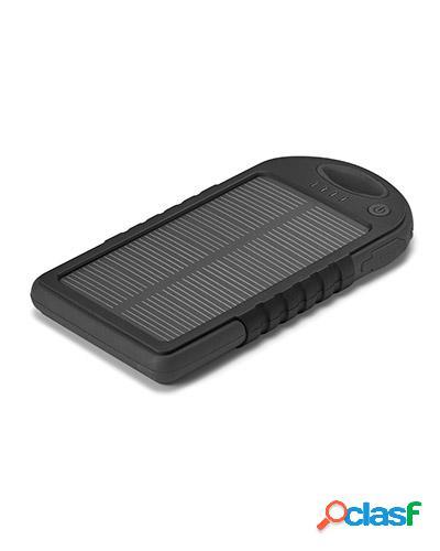 Bateria portátil solar personalizada