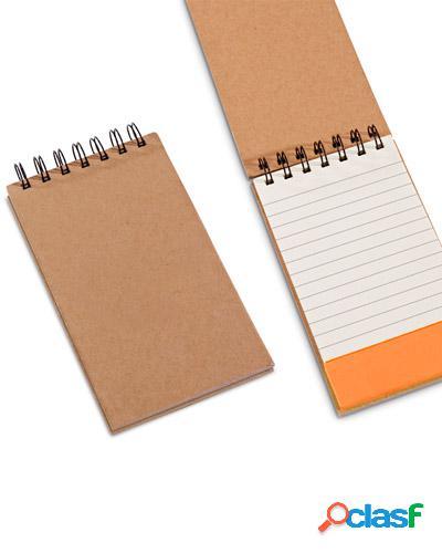 Bloco de papel personalizado