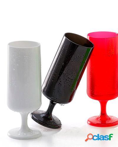 Taças personalizadas de acrilico