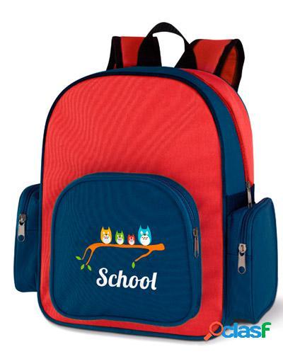 mochila infantil personalizada para brindes