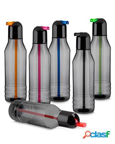 Garrafas esportivas personalizadas para brindes