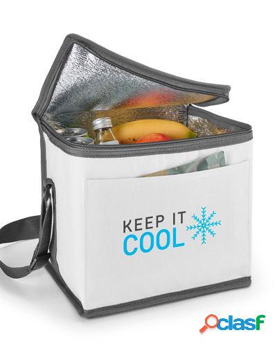 Bolsa térmica colorida personalizada