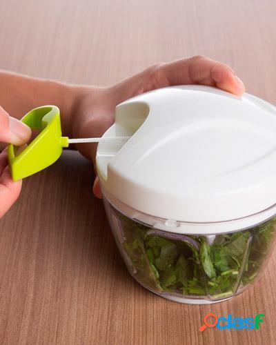 Processador de alimentos personalizado