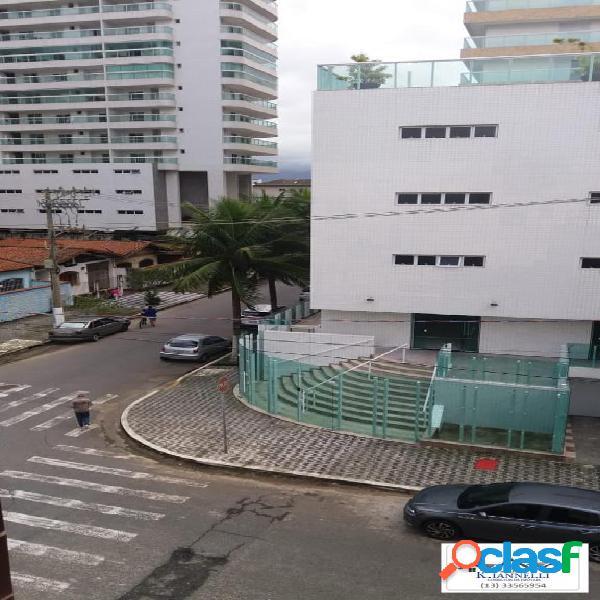 Apartamento 1 dormitório / vila tupi / praia grande / 100 metros da praia