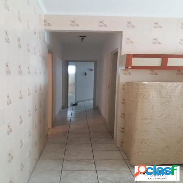 Apartamento Praia Grande / 2 Dormitórios 1 Suíte / V. Tupi / 100 mts Praia 2
