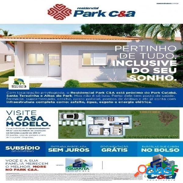 Residencial park c&a