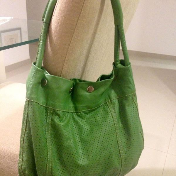 Bolsa verde mr cat