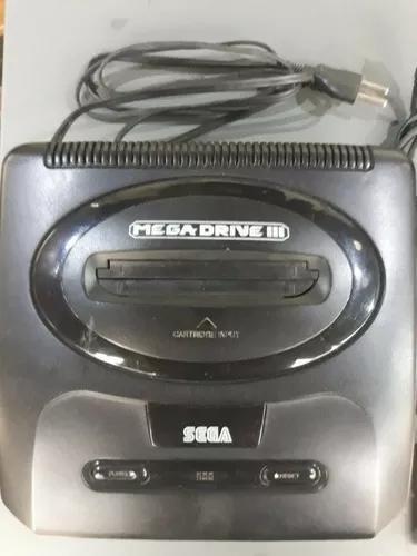 Console mega drive 3 tectoy