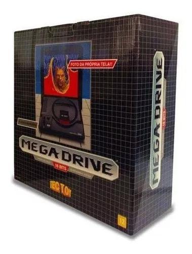 Console mega drive tec toy