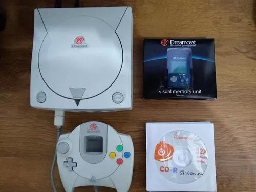 Console sega dreamcast s