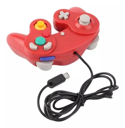 Controle game cube wii gc