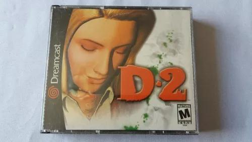 D2 dreamcast - americano original