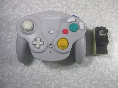 Game cube - controle wavebird original - ótimo estado