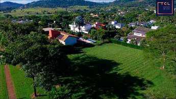 Lote em condomínio à venda no bairro residencial aldeia do