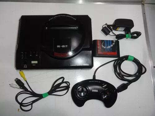 Mega drive 1 va3 console original coleção completo c03