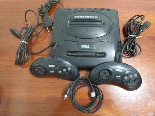 Mega drive 3 + 13 jogos