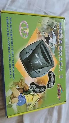 Mega drive 3 mega brasil 3